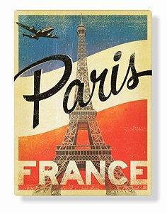 Placa Paris P