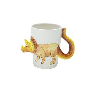 Caneca Triceratops