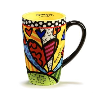 Caneca New Day - Romero Britto