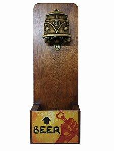 Abridor de Garrafa Kombi - Beer