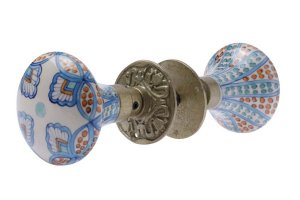 Maçaneta p/ Porta Cerâmica II