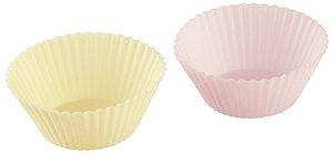 Conjunto 8 Formas Individuais p/ Muffins