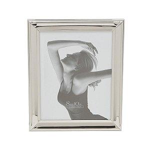 Porta Retrato Prateado 13x18cm