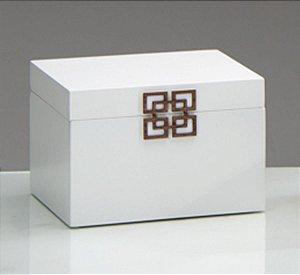 Caixa Organizadora Lexa Branco