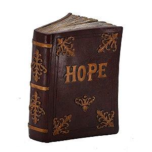 Cofre Livro Hope