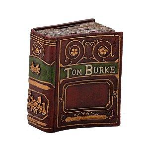 Cofre Livro Tom Burke