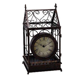 Relógio de Mesa Gaiola