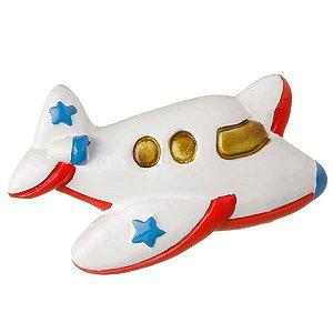 Puxador Avião Branco