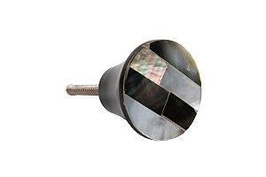 Puxador p/ Porta MOP 3,5X3,5X3cm