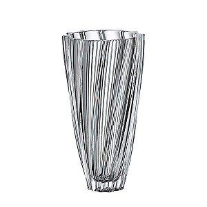 Vaso Cristal Scallop 30cm