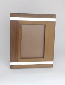 Porta Retrato Imbuia 13x18cm