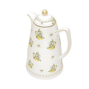Garrafa Térmica Porcelana Lemon 900ml