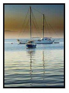 Quadro Una Barco II