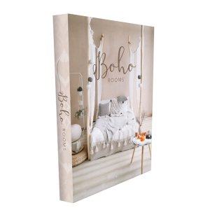 Book Box Boho Rooms G