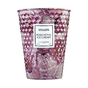 Vela Rose Petal Ice Cream Lata Cone 100H