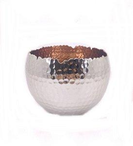 Vaso Alumínio Decorativo P