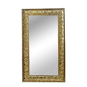 Espelho Madras Dourado