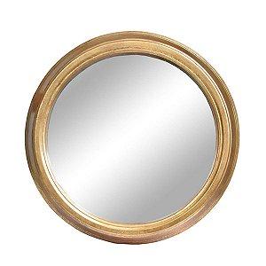 Espelho Roma Dourado