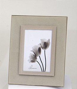 Porta retrato Anne Bege Champanhe 10x15cm