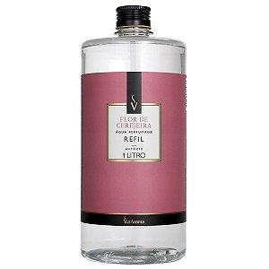 Refil Água Perfumada Flor de Cerejeira 1L Via Aroma