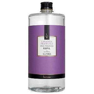 Refil Água Perfumada Lavanda Francesa 1L Via Aroma