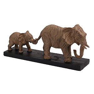 Elefante c/ Base Decorativo BTC