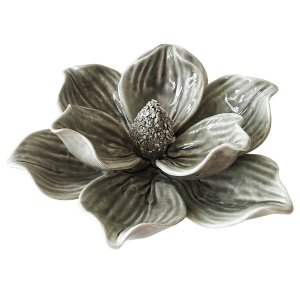 Flor Verde Decorativa BTC