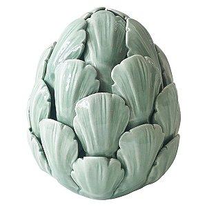 Pinha Verde Decorativa BTC