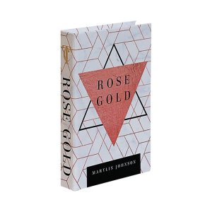 Book Rose Gold M Trevisan
