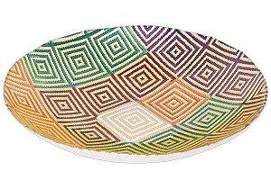 Centro de Mesa Kilim Multicolor Vylux