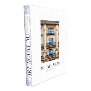 Book Box Art Nouveau G Trevisan