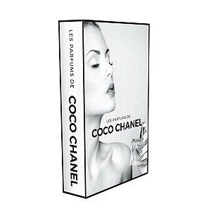 Book Box Les Parfums de Chanel Maxi Trevisan
