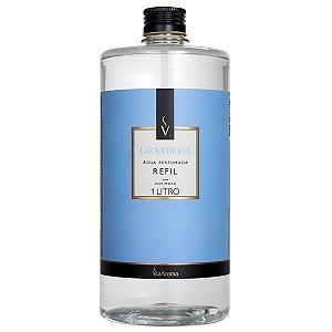 Refil Água Perfumada Lavanderia 1L Via Aroma