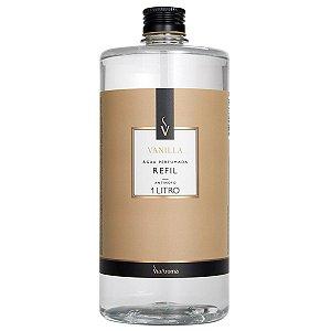 Refil Água Perfumada Vanilla 1L Via Aroma