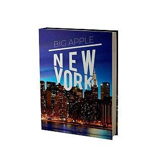 Caixa Livro Papel New York Rojemac
