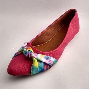 Sapatilha Menina Mulher Rosa Tie Dye
