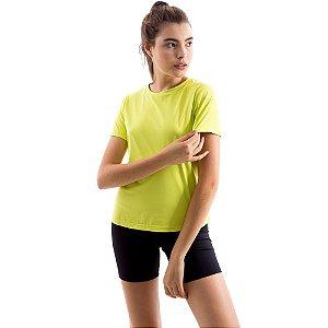 Camiseta Básica Dry-Fit - Neon