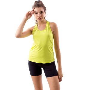 Regata Nadador Dry-Fit - Neon
