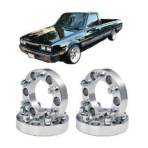 kit 4  - Alargador de Rodas Dodge Ram 6x139,7 - 38,1mm