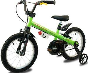 Bicicleta Aro 16 Apollo