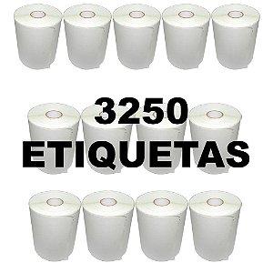 Kit 13 Rolos De Etiqueta Térmica