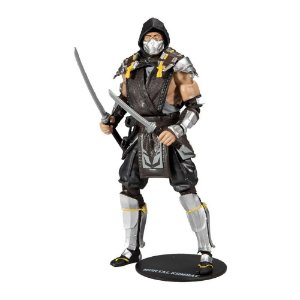 Mortal Kombat Boneco Scorpion McFarlane