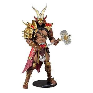 Mortal Kombat Boneco Shao Kahn McFarlane