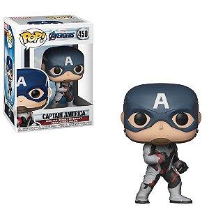 Funko Pop Marvel Avengers End Game Captain America 450