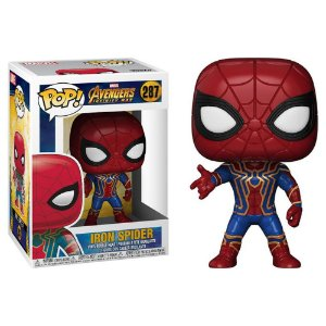 Funko Pop Marvel Avengers Infinity War Iron Spider 287