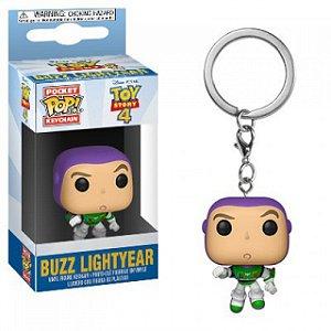 Funko Pop Keychain: Toy Story 4 - Buzz Lightyear