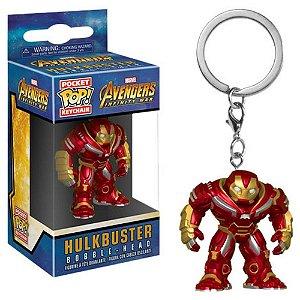 Funko Pop! Keychain Marvel Infinity Hulkbuster