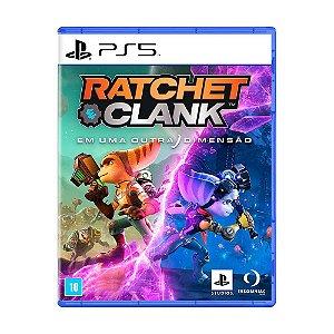 Jogo Ratchet e Clank Em Outra Dimensão - PS5