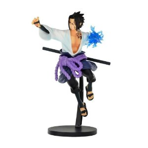 Action Figure Sasuke Uchiha Naruto Shippuden Vibration Stars