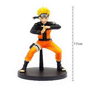 Action Figure Naruto Uzumaki Naruto Shippuden Vibration Stars